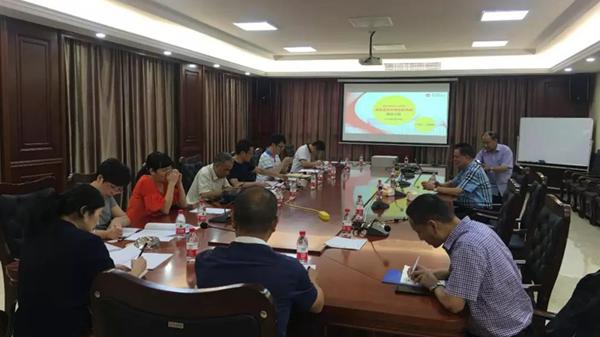 热烈庆祝温州市科技计划项目专家审查会在我公司顺利召开!
